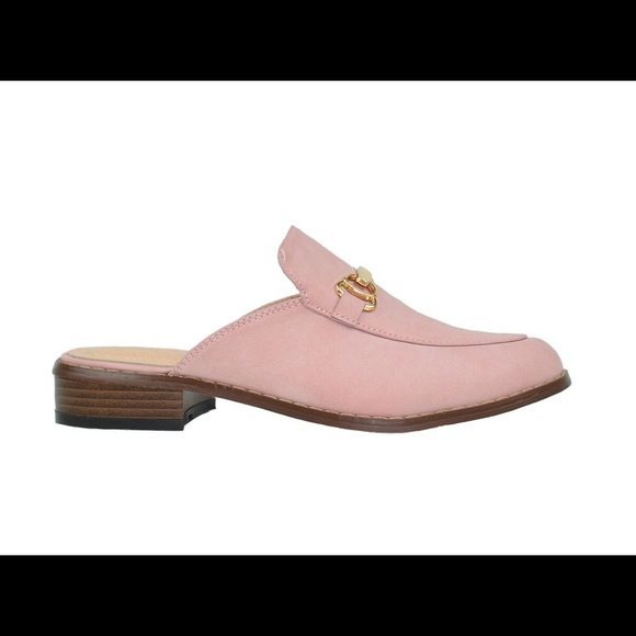 Chase + Chloe Shoes - ⭐️WOMEN'S PINK SLIP ON MULE